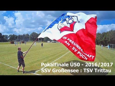 Ü50 Pokalfinale 2016/2017 - SSV Großensee : TSV Trittau