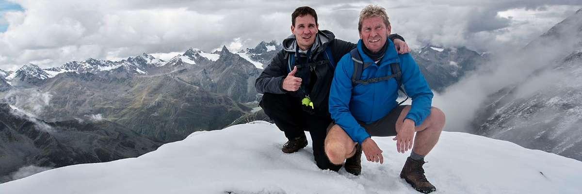 Geschützt: Alpenüberquerung