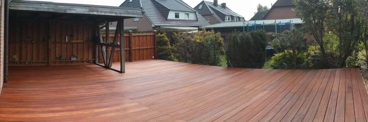Geschützt: Aufbau Terrasse