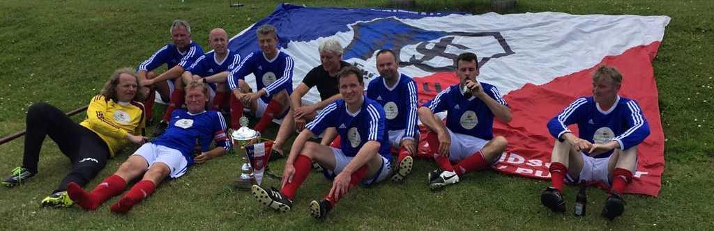 Ü50 Pokalfinale 2016/2017